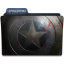 64x64px size png icon of Captain America Winter Soldier Folder 3