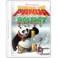 64x64px size png icon of kungfu panda holiday