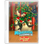 64x64px size png icon of madagascar xmas