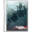 64x64px size png icon of shark night