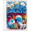 64x64px size png icon of the smurfs xmas