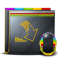 64x64px size png icon of Guyman Folder Download