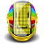 64x64px size png icon of Guyman Smile