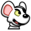 64x64px size png icon of Danger Mouse