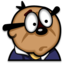 64x64px size png icon of Shocked Penfold