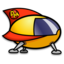 64x64px size png icon of Space Hopper