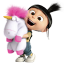 64x64px size png icon of Agnes Happy