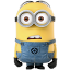 64x64px size png icon of Minion Amazed