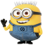 64x64px size png icon of Minion Big