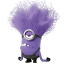 64x64px size png icon of Minion Evil 3