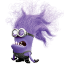 64x64px size png icon of Minion Evil