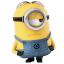 64x64px size png icon of Minion Sad