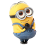 64x64px size png icon of Minion Shy