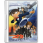 64x64px size png icon of Detective Conan 14 The Lost Ship in the Sky