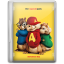 64x64px size png icon of Alvin And The Chipmunks v4