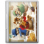 64x64px size png icon of Alvin And The Chipmunks v6
