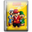 64x64px size png icon of Alvin And The Chipmunks v7