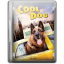 64x64px size png icon of Cool Dog