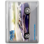 64x64px size png icon of Fast And Furious 2 Fast 2 Furious v2