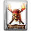 64x64px size png icon of Pirates Of The Caribbean Dead Mans Chest