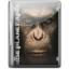 64x64px size png icon of The Rise Of The Planet Of The Apes v6