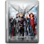 64x64px size png icon of X Men The Last Stand