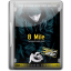 64x64px size png icon of 8 Mile v2