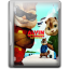 64x64px size png icon of Alvin And The Chipmunks 3 v5
