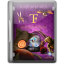 64x64px size png icon of Coraline v21