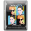 64x64px size png icon of Factory Girl v2
