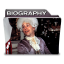 64x64px size png icon of Biography