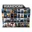 64x64px size png icon of Random