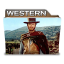 64x64px size png icon of Western