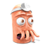 64x64px size png icon of Dr. Zoidberg