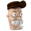 64x64px size png icon of Scruffy