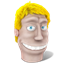 64x64px size png icon of Zapp Brannigan