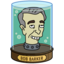 64x64px size png icon of Bob Barker