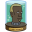 64x64px size png icon of Dennis Rodman