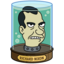 64x64px size png icon of Richard Nixon's Head