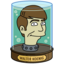 64x64px size png icon of Walter Koenig's Head
