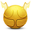 64x64px size png icon of Golden Snitch
