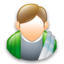 64x64px size png icon of Arthur Dent