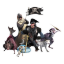 64x64px size png icon of Captine Gutt Crew