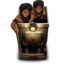64x64px size png icon of Mine Cart and Thuggee