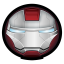 64x64px size png icon of Iron Man Mark V 01