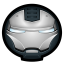 64x64px size png icon of Iron Man War Machine 01
