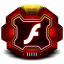 64x64px size png icon of File Adobe Flash