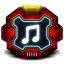 64x64px size png icon of Folder Music