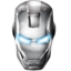 64x64px size png icon of Ironman M II