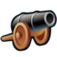 64x64px size png icon of Cannon